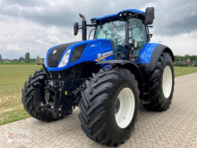 Tractor agrícola New Holland T7.315 HD usado