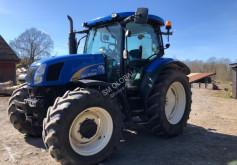 Mezőgazdasági traktor New Holland t 6040 használt