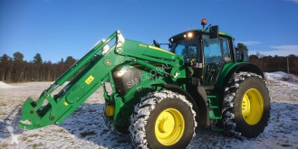Tractor agricol John Deere 6195 m second-hand
