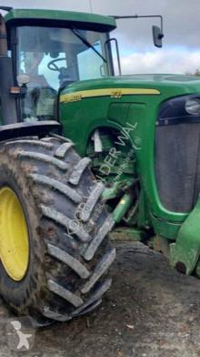 Tractor agrícola John Deere 8120 PS