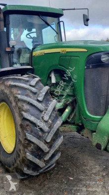 John Deere 8120 PS farm tractor used