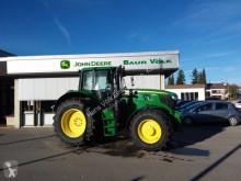 Tractor agrícola John Deere 6155 M usado
