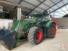 Fendt 724 Vario SCR farm tractor used