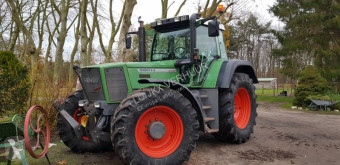 Tractor agrícola Fendt Favorit 818 Turboshift usado