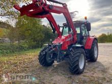 Tractor agrícola Massey Ferguson 5711 S usado
