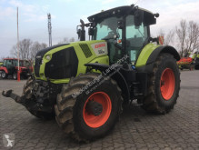 Tracteur agricole Claas Axion 830 Cmatic occasion