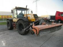 JCB 155 T 65 4x4 Fastrac, Schneeschiebeschild+Besen 扫雪车洒水车 二手