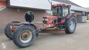 Case IH met hencon wegenschaaf 895XL farm tractor used