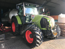 Trattore agricolo Claas Arion 640 Cis, fronthef + 1000Eco front pto