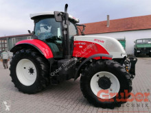 Tracteur agricole Steyr CVT 6160 occasion