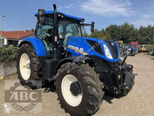 New Holland T7.245 SWII MY 18 farm tractor used