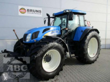 New Holland TVT 195 AUTOCOMMAND farm tractor used