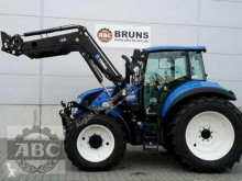 New Holland T5.120 EC MY18 farm tractor used