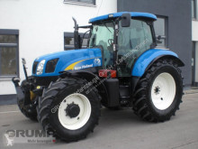 New Holland T 6070 Elite farm tractor used