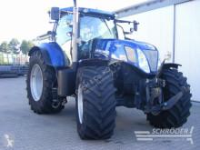 New Holland Landwirtschaftstraktor gebrauchter