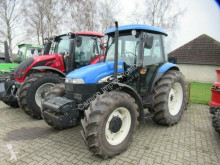 Tracteur agricole New Holland TD 95 D 4x4 Allrad, Klima, Top Zustand occasion