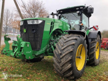 Tractor agrícola John Deere 8370R usado