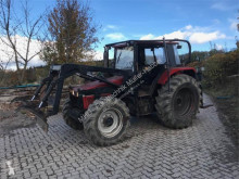 Case IH 844 AV farm tractor used
