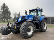 Tracteur agricole New Holland T 8.410 occasion