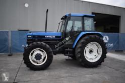 New Holland farm tractor 8340