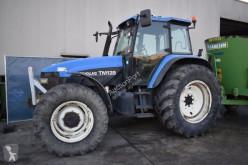 New Holland farm tractor TM135