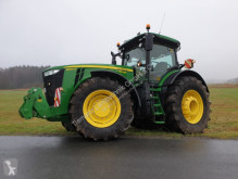 John Deere 8345R E23 PowerShift farm tractor used