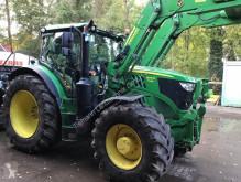 Trattore agricolo John Deere 6145R usato