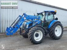 Tractor agrícola New Holland TD5.115 + FL CL855.1 usado