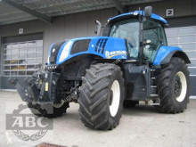 New Holland T8.360 farm tractor used