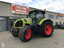 Mezőgazdasági traktor Claas Axion 850 Cmatic ***GPS RTK S10*** használt