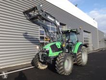 Tarım traktörü Deutz-Fahr 5120 dt & manip ms80 ikinci el araç