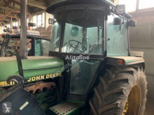 John Deere 3650 farm tractor used
