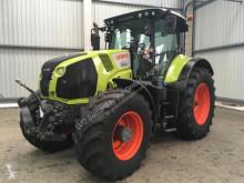 Mezőgazdasági traktor Claas Axion 870 használt