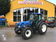 New Holland farm tractor