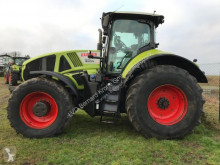 Tracteur agricole Claas Axion 940 occasion