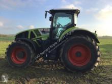 Tractor agrícola Claas Axion 940 usado