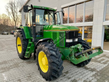 John Deere 7600 farm tractor used