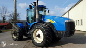 New Holland T9060 farm tractor used