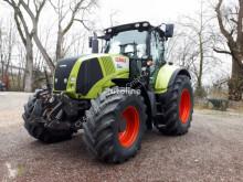 Mezőgazdasági traktor Claas Axion 810 CMATIC CEBIS használt