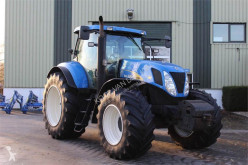 Tractor agrícola New Holland T7030 Power Command usado