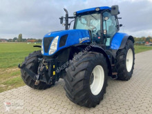 Tractor agrícola New Holland T 7.250 AUTOCOMMAND usado