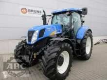 New Holland T 7050 AUTOCOMMAND farm tractor used