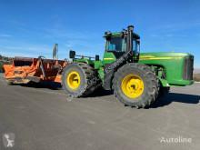 Tractor agrícola John Deere 9320/Trailla Los Antonios TH64 usado