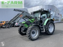 Селскостопански трактор Deutz-Fahr Agrotron K 420 & bati втора употреба