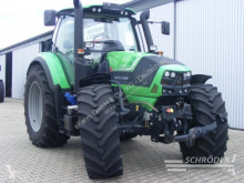 Deutz-Fahr 6190 farm tractor used