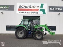 Tractor agrícola Deutz-Fahr 6160 usado