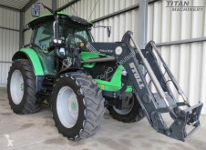 Mezőgazdasági traktor Deutz-Fahr 5110 p használt