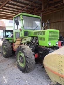 Tractor agrícola Mercedes usado