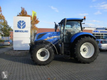 New Holland T7.230 AC farm tractor used