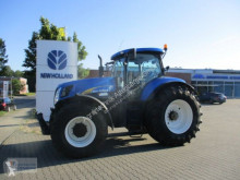 Tractor agrícola New Holland T7030 PC usado